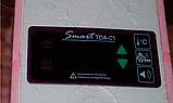Инкубатор цифровой Рябушка на 70 яиц с ручным переворотом, литым корпусом, ТЭНом и вентилятором, фото 2