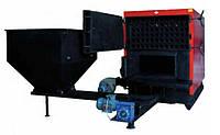 Стальной промышленный твердотопливный котел с автоматической подачей топлива RÖDA (РОДА) RK3G/S-120 кВт, фото 1