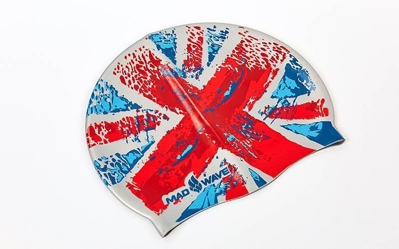 Шапочка для плавания MadWave UK M055515