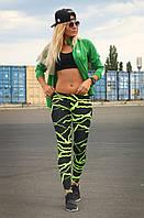 Спортивні лосини Лосини для йоги фітнесу спорту S, M, L, XL (44-46, 46-48, 48-50, 50-52)