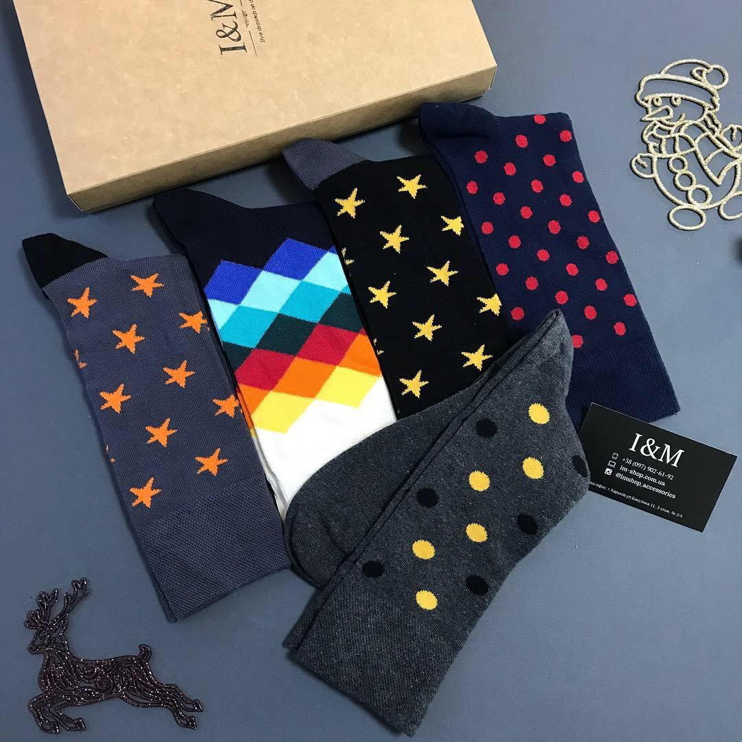 Набор носков I&M Craft из 5-ти пар (070133)
