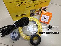 Нагревательный  кабель для теплого пола с (цифровым термостатом)(2.2 м.кв.)