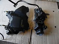 Накладка двигателя (1,5 dci 8V) Renault Sandero Stepway 08-11 (Рено Сандеро Стапвей), 175B17098R