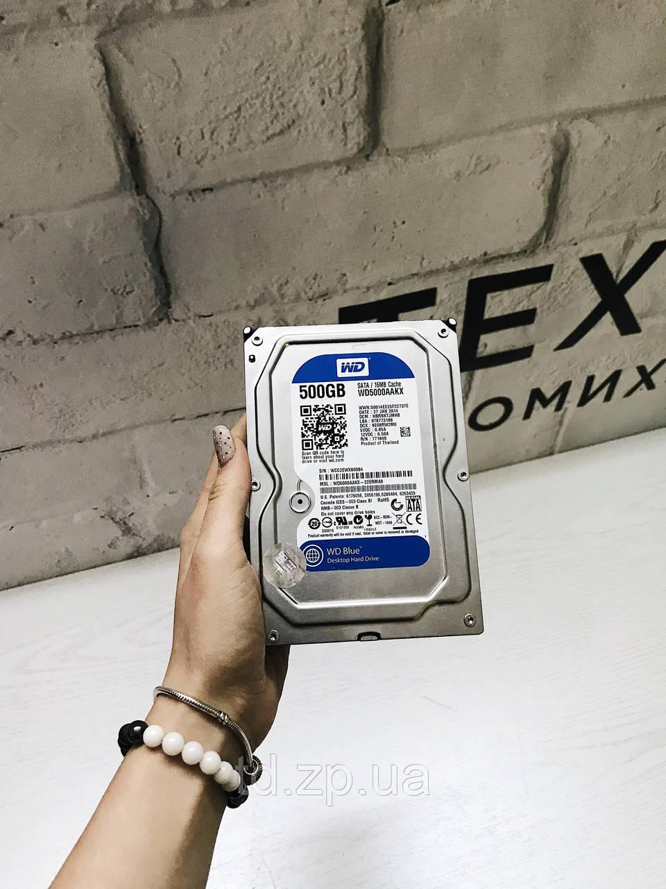 Жесткий Диск 3.5 SATA 500Gb