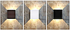 Архитектурный светильник Feron DH028 черный, фото 2