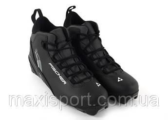 Лыжные ботинки FISCHER XC SPORT BLACK S23517