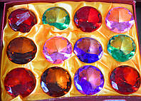 Камни Фэн шуй большие, диаметр 6 см., фото 1