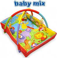 Развивающий коврик Alexis-Baby Mix 3261C Zoo