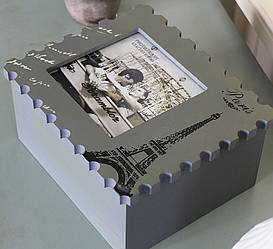 Шкатулка Почтовая марка
