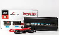 Преобразователь  AC/DC 2000W SSK UKC / автомобильный преобразователь напряжения / автомобильный инвертор, фото 1
