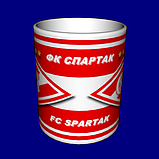 Кружка / чашка ФК Спартак, фото 2