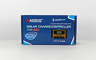 Солнечный контроллер заряда Solar controler LD-520A 20A RG / контроллер для солнечной панели, фото 1
