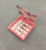 """Коробка для 16-ти конфет """"Маки"""", фото 1"""