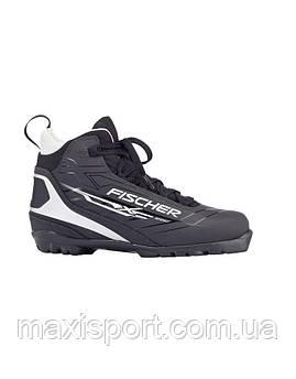Лыжные ботинки FISCHER XC SPORT BLACK S23513 38