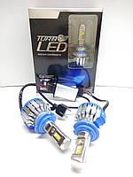 LED автолампы диодные T1 Turbo Canbus, H7, 7000Lm, 35W, 9,32V, фото 1