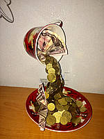 Сувенир (ручная работа) Чаша изобилия (Деньги)