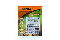 Калькулятор настольный KEENLY 8872B, большой электронный калькулятор, фото 1