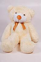Плюшевый мишка Тедди кремовый 80 см, фото 1