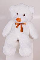 Плюшевый мишка Тедди белый 100 см, фото 1