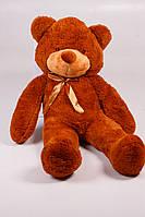 Плюшевый мишка Тедди коричневый 120 см, фото 1