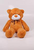 Плюшевый мишка Тедди карамель 160 см, фото 1