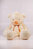 Плюшевый мишка Тедди кремовый 200 см, фото 1