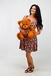 Маленький ведмедик коричневий, фото 2