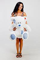 Мишка Гриша 100 см белый