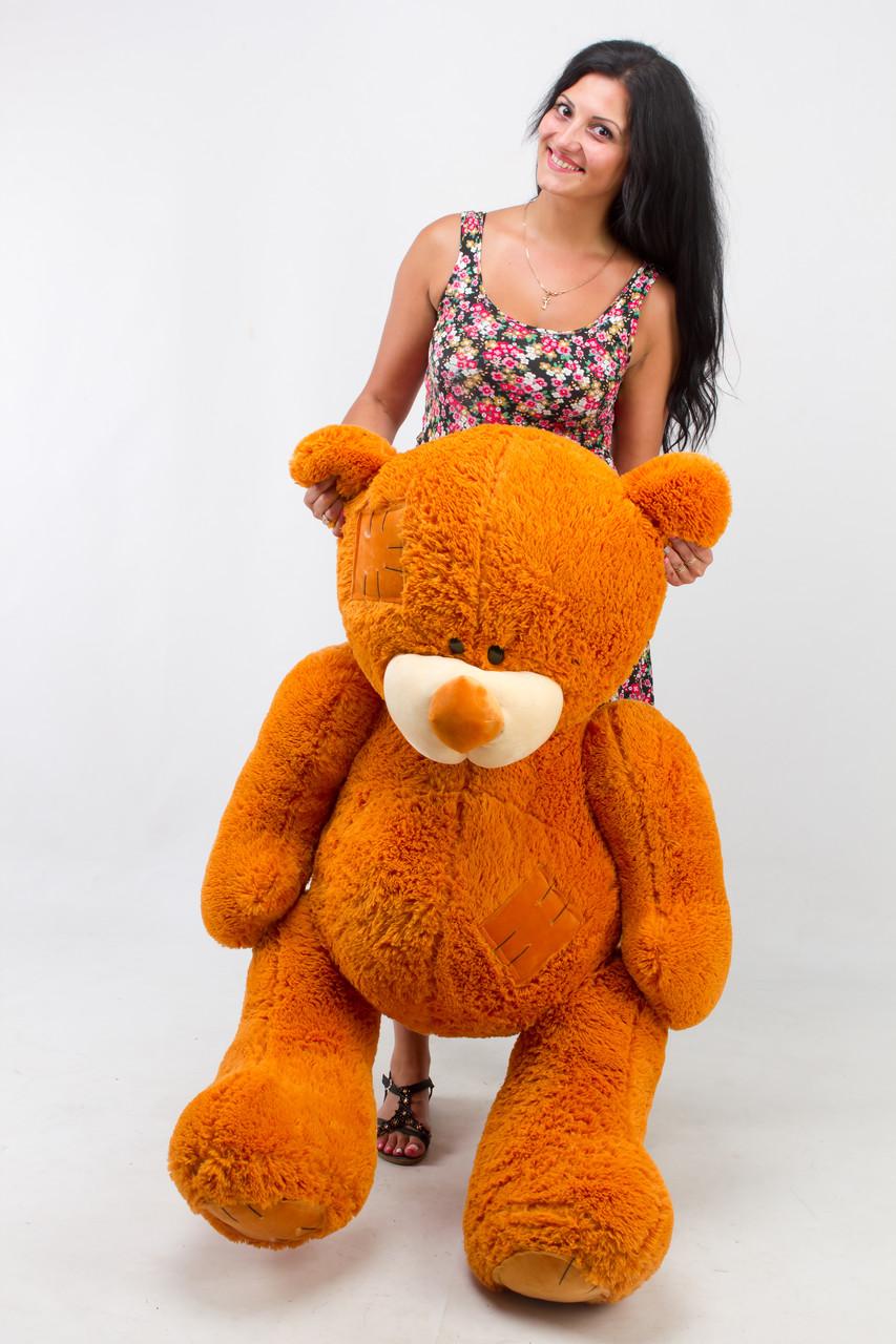 Ведмедик плюшевий 150 сантиметрів