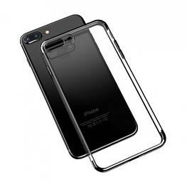Силиконовый бампер Iphone 7