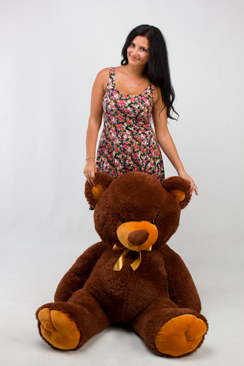 Великий ведмедик Тедді