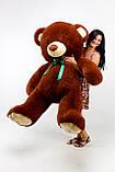 Величезний плюшевий ведмедик 2 метри, фото 2