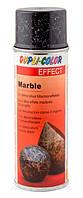Краска Dupli Color Marble с эффектом мрамора аэрозоль 200мл Черный