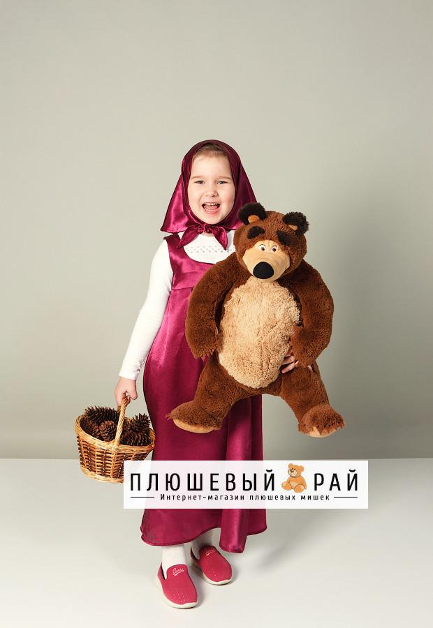 Мишка из  Маша и Медведь 85см