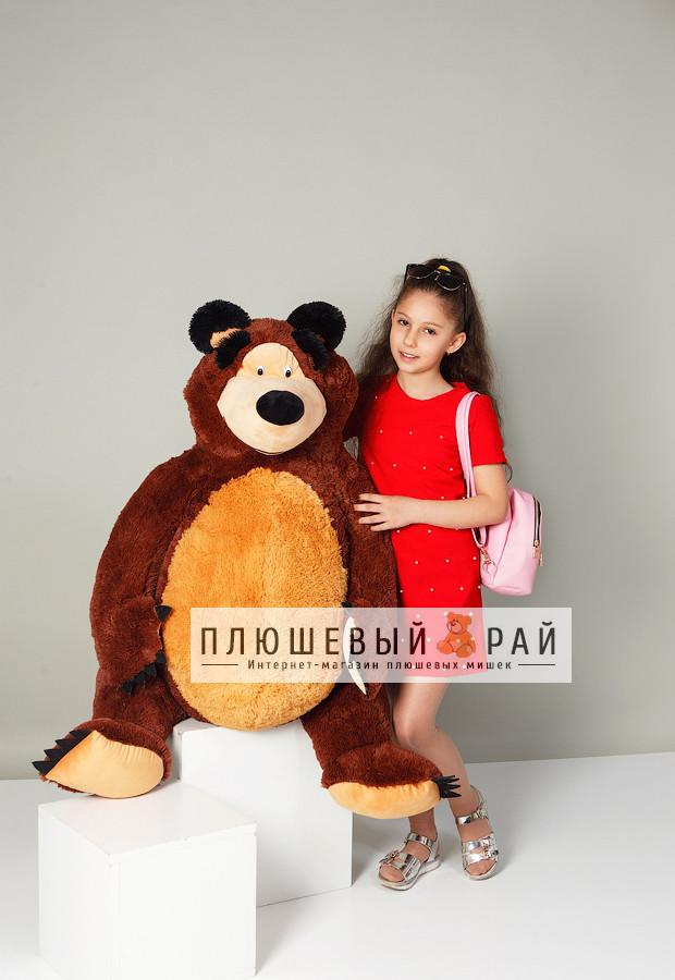 Мишка из Маша и Медведь 150 см