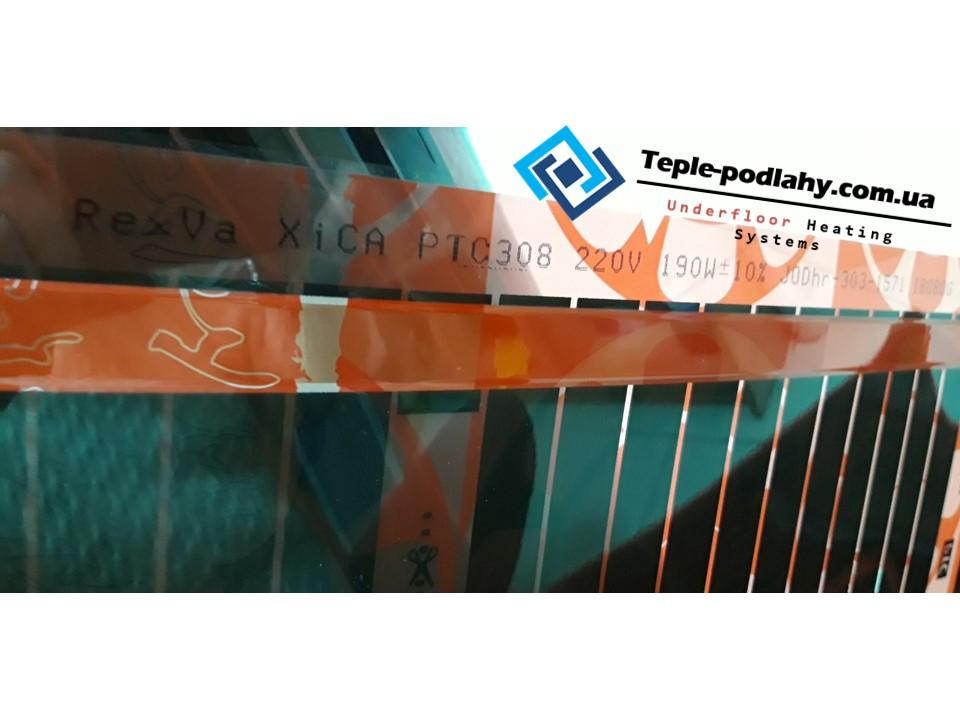 Саморегулівна нагрівальна плівка (обрізний), розміром 0.8 х 0.25
