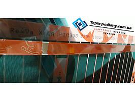 Саморегулирующаяся инфракрасная нагревательная плёнка Rexva XT-308 PTC (отрезная), размером 0.80 х 0.25