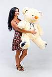 Плюшевый медведь 130 сантиметров, фото 2