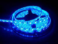 Гибкая светодиодная лента синяя LED 5630 Blue