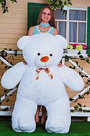 Белый мишка Веня 160 см