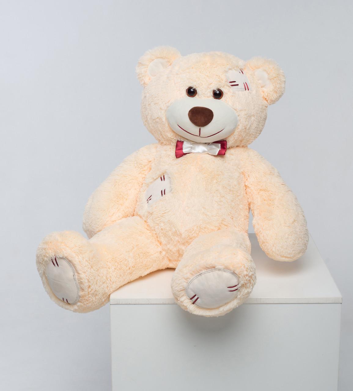 Кремовый медведь для ребенка