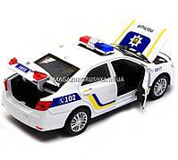 Машинка игровая автопром «Полицейский автомобиль» (свет, звук) 7844, фото 6