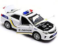 Машинка игровая автопром «Полицейский автомобиль» (свет, звук) 7844, фото 7