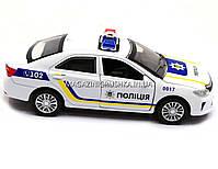 Машинка игровая автопром «Полицейский автомобиль» (свет, звук) 7844, фото 8