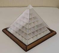 Пирамида НЭП-140 Защита от сглаза порчи патогенных зон подарок оберег для дома НОВИНКА