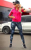 Спортивные лосины XS, S (42-44, 44-46) Лосины для танцев, фитнеса, спорта.
