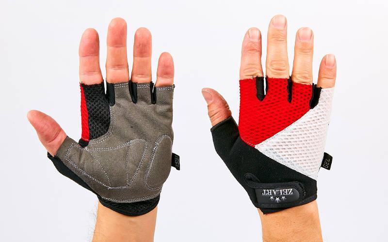 Перчатки для фитнеса ZELART ZG-6116 (реплика)