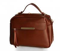 Лакшері жіноча сумочка-саквояж-портфель в 13и кольорах. Бордо.