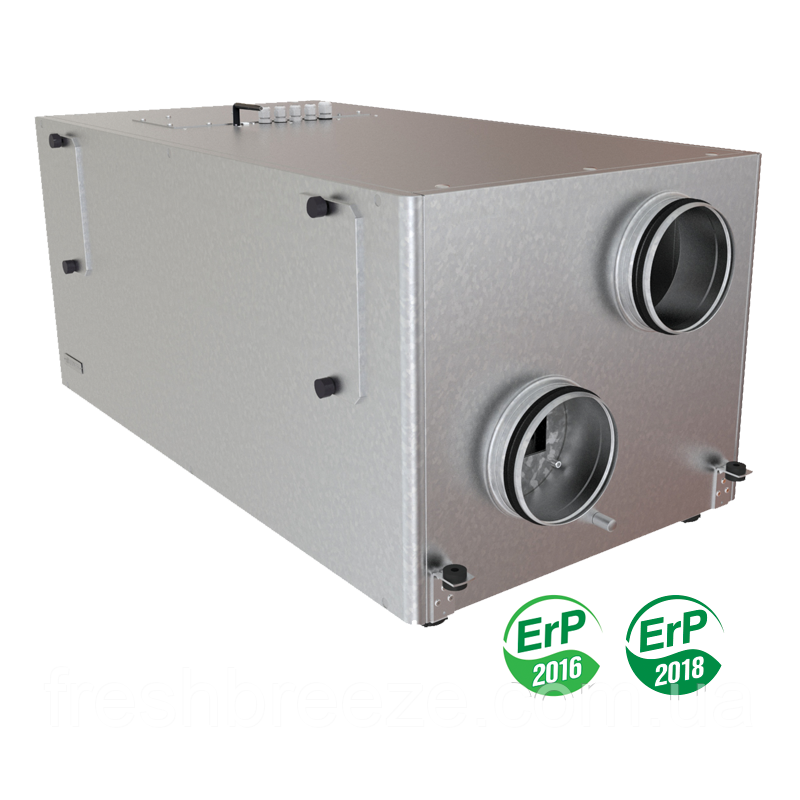 Приточно-вытяжная установка с рекуперацией тепла Вентс ВУЭ 400 ГБ ЕС A21