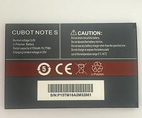 Оригинальный аккумулятор ( АКБ / батарея ) для Cubot Note S 4150mAh